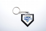 San Diego Padres Home-plate Keyring